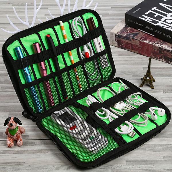 Picture of Electronics Gadget Travel Organizer Storage Bag